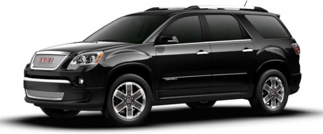 Gmc Acadia Denali Dream Car I Ve Been Hanging Out With My