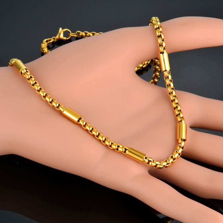 14d80660bdd78 If you are looking for stylish and beautiful gold chain designs for ...
