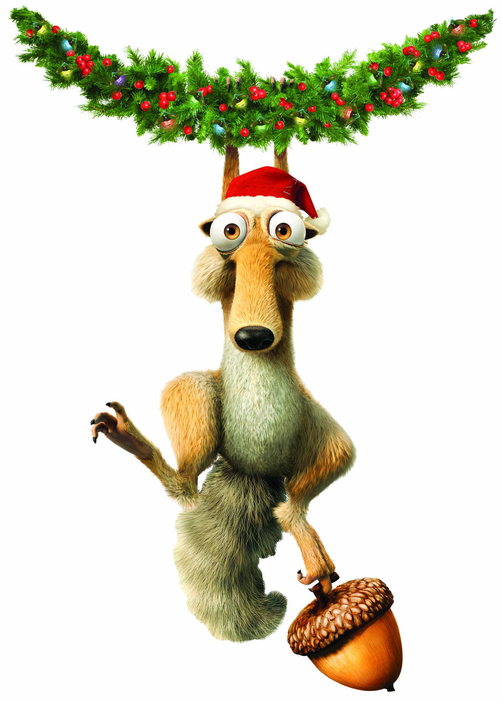 MERRY CHRISTMAS Tom: Scrat!!!!! | Holly Jolly in 2018 | Pinterest ...