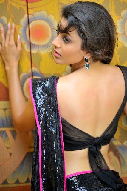 Kajal hot back pics