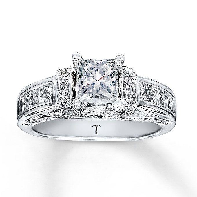 engagement rings under 10000 get the look - Kay Wedding Rings