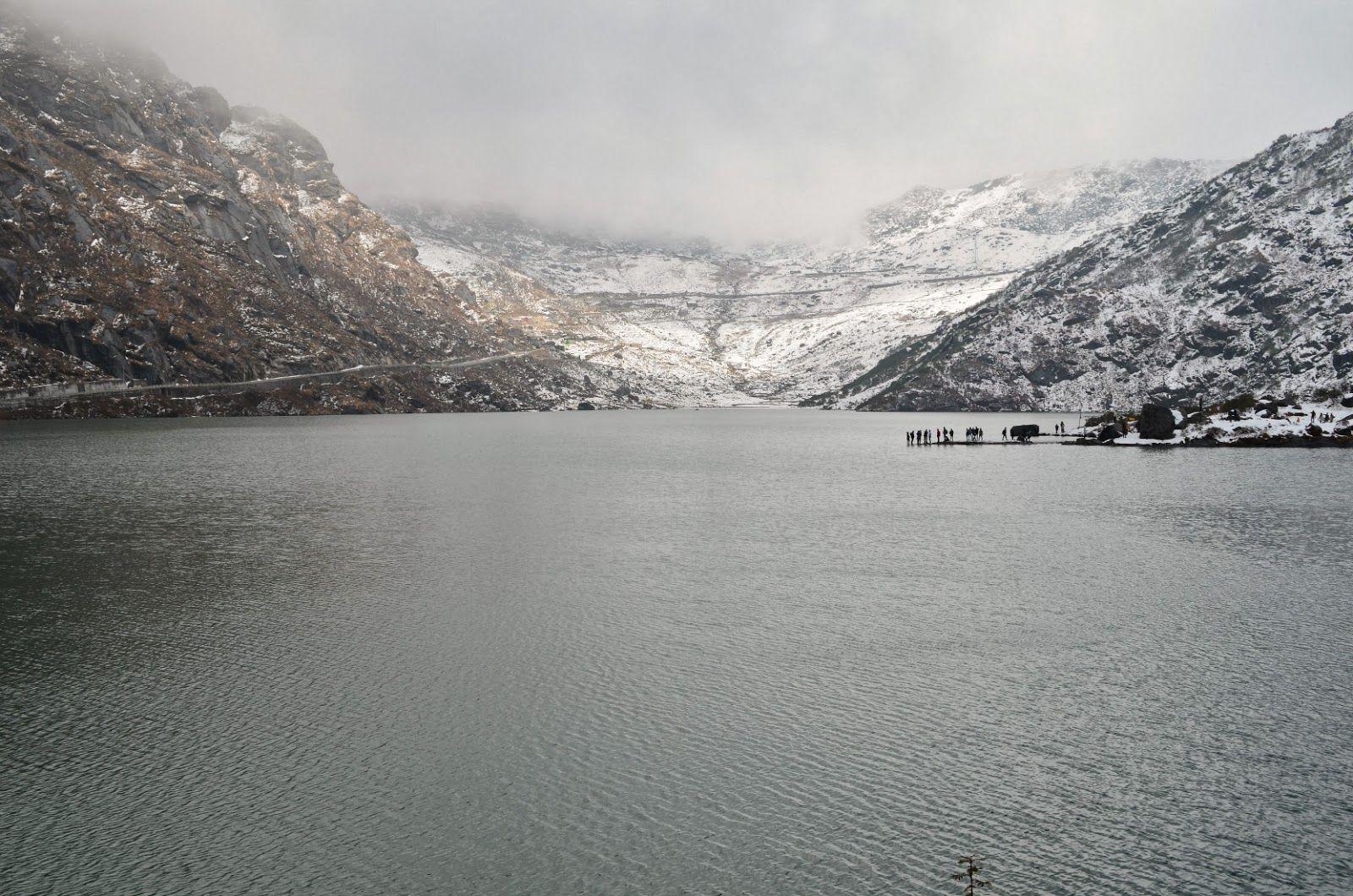 Jyoti's Pages: Saturday Snapshot - Tsongmo/Changu Lake - Sikkim