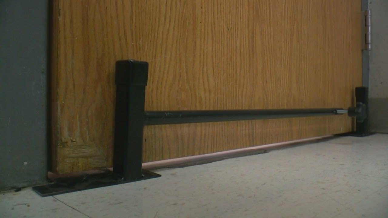 Wisconsin Teen's Door-Locking Device Offers Extra Safety In Active