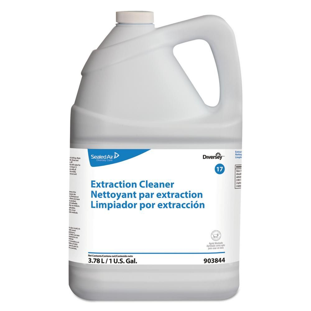 1 Gal Fruity Floral Carpet Extraction Cleaner Liquid 4 Per Carton Dvo903844 The Home Depot Bottle Floral Carpet Cleaning