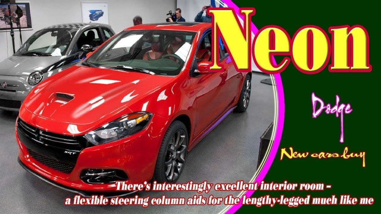 2019 Dodge Neon Srt 4 Exterior And Interior Review