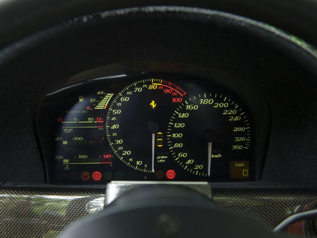 1996 ferrari f50 rosso corsa with black red interior ferrari 1996 ferrari f50 rosso corsa with black red interior vanachro Choice Image