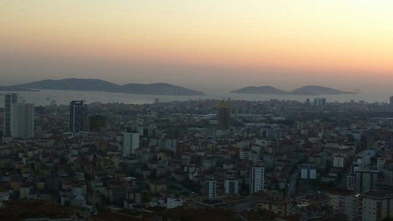 Kartal, İstanbul konumunda Yakacık Balkon