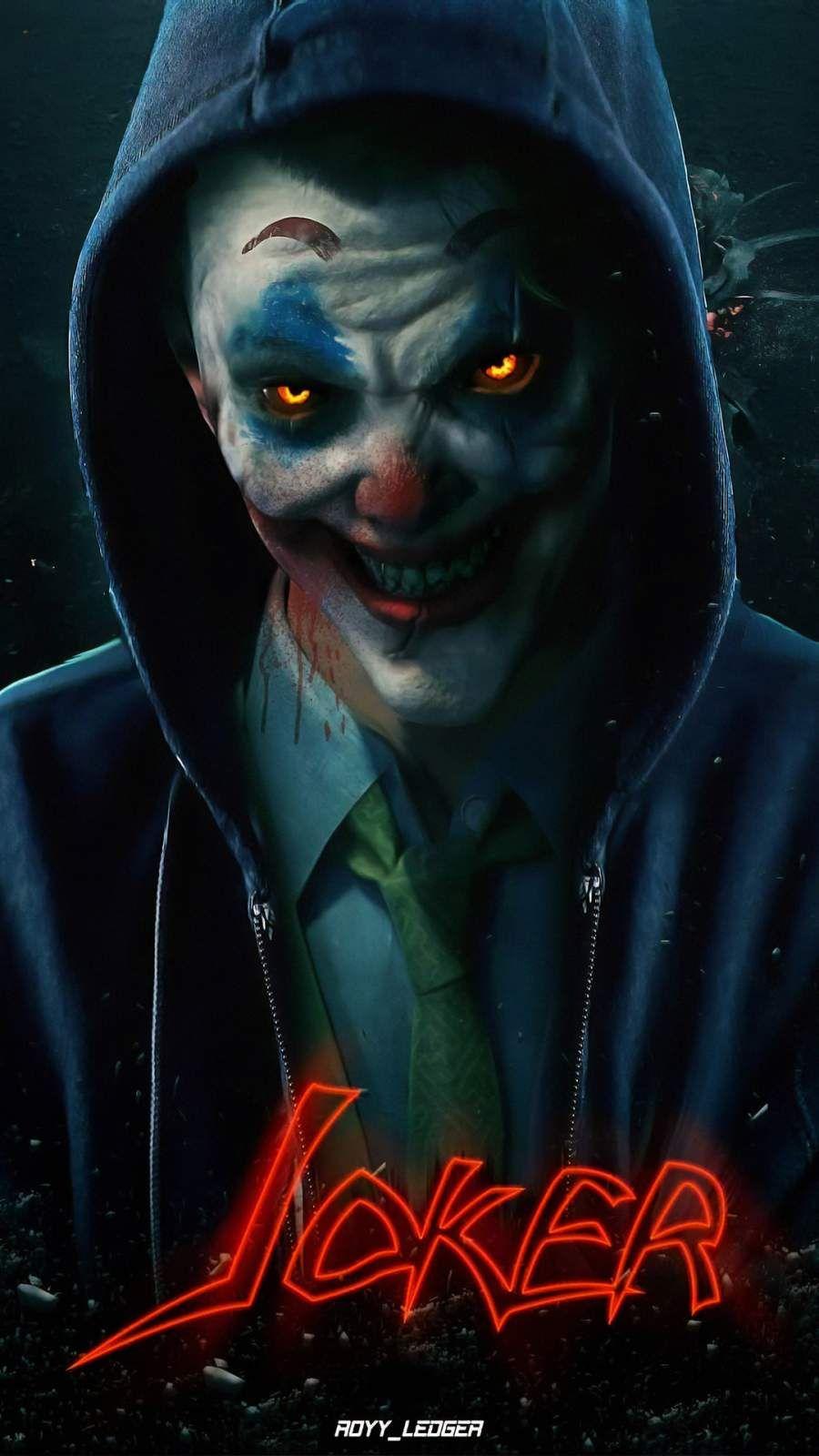Scary Joker Iphone Wallpaper Joker Iphone Wallpaper Joker Artwork Joker Wallpapers