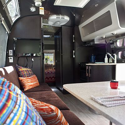 The 25 best airstream decor ideas on pinterest for Airstream decor