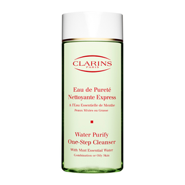 Clarins Water Purify One-Step Cleanser with Mint Essential Water PURCHASED :)