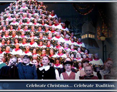 Singing Christmas Tree Portland.Portland Singing Christmas Tree Celebrating 50 Years Of