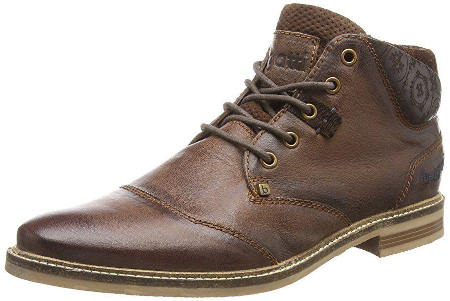Mjus | Stiefelette | Desert Boots braun | plum | Müller