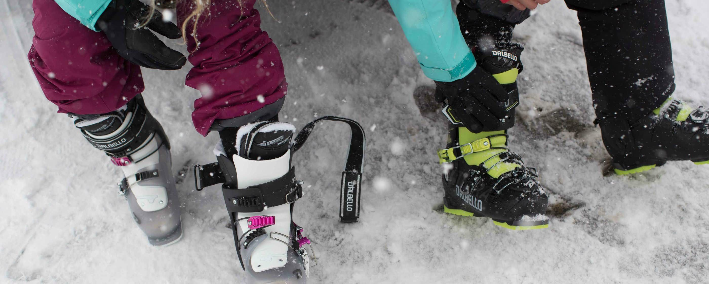 Fitting Skis And Boots Boots