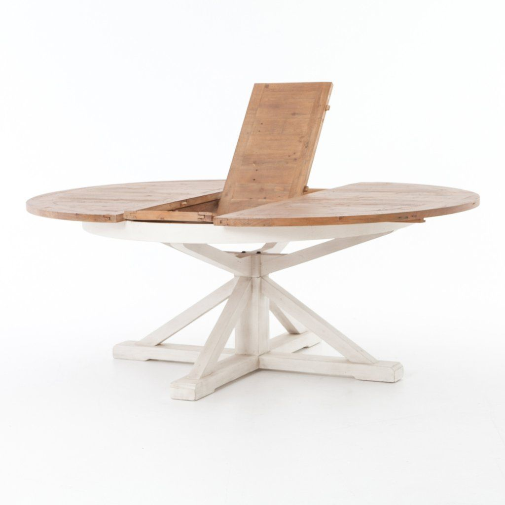 Cintra extension table driftwood natural extension
