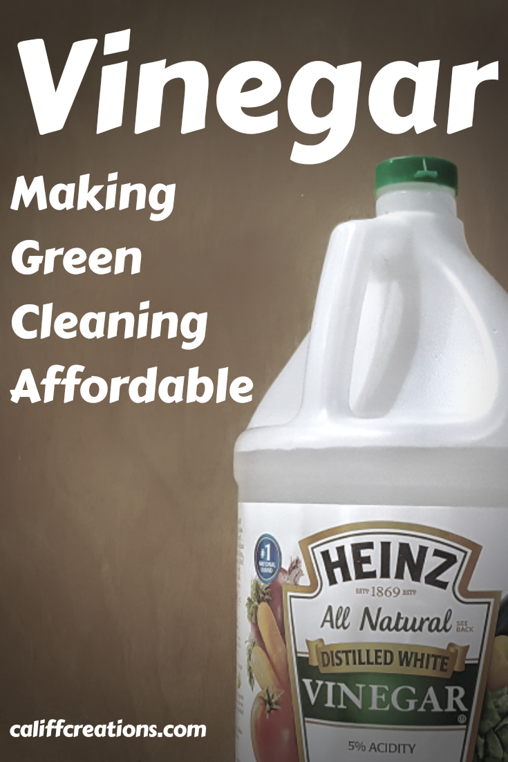Vinegar: The Secret to Affordable Green Cleaning | **Awesome Stuff ...
