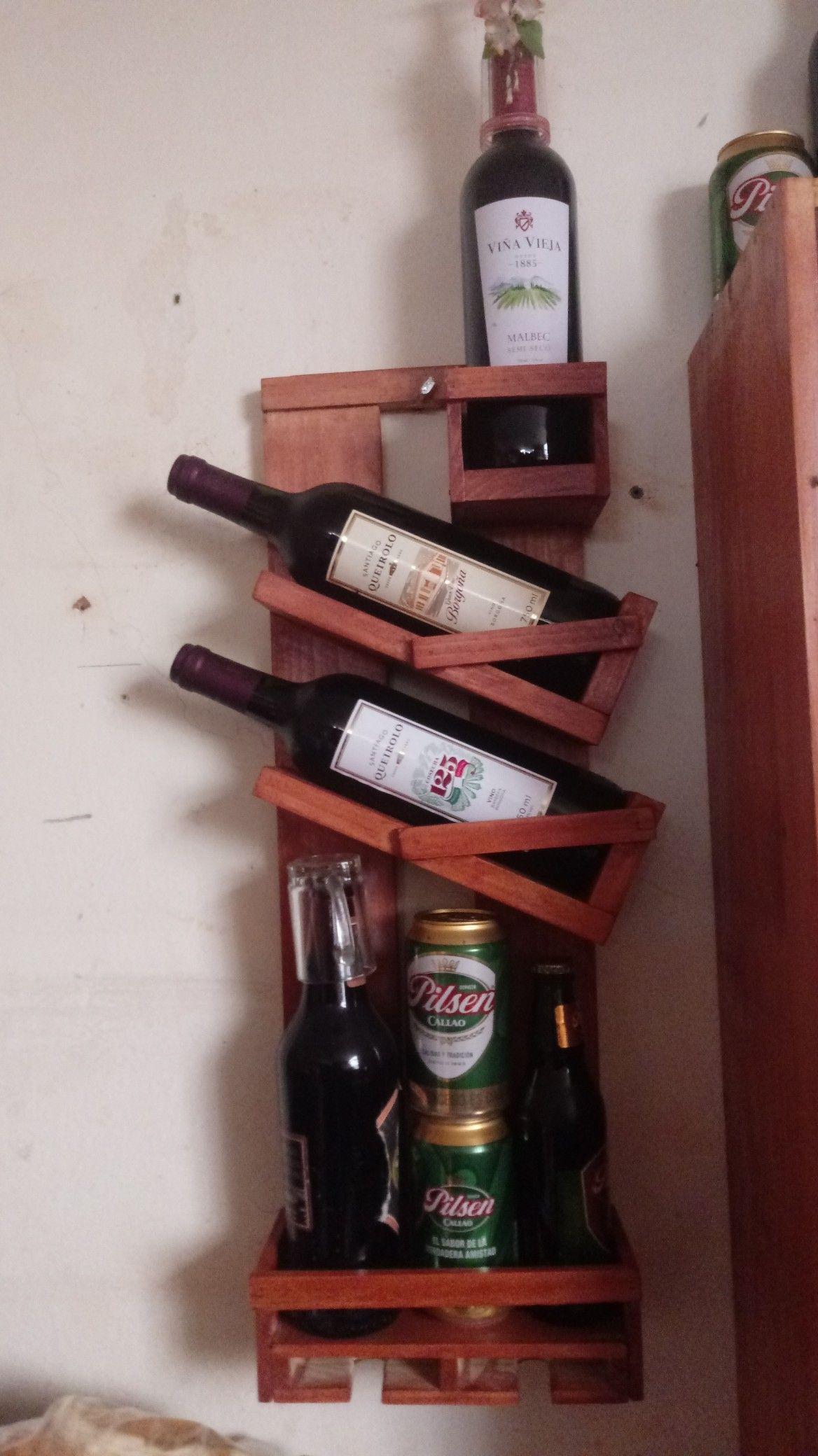 Pin By Eddy Jimenez On Cocina Wine Rack Malbec Home Decor