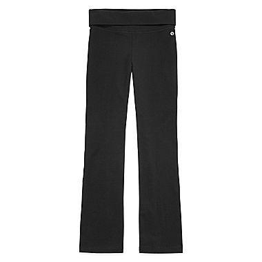 jcp | Xersion™ Bootcut Yoga Pants - Girls 7-16
