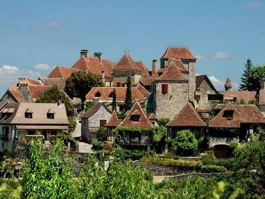 Walking the Villages of the Dordogne, France