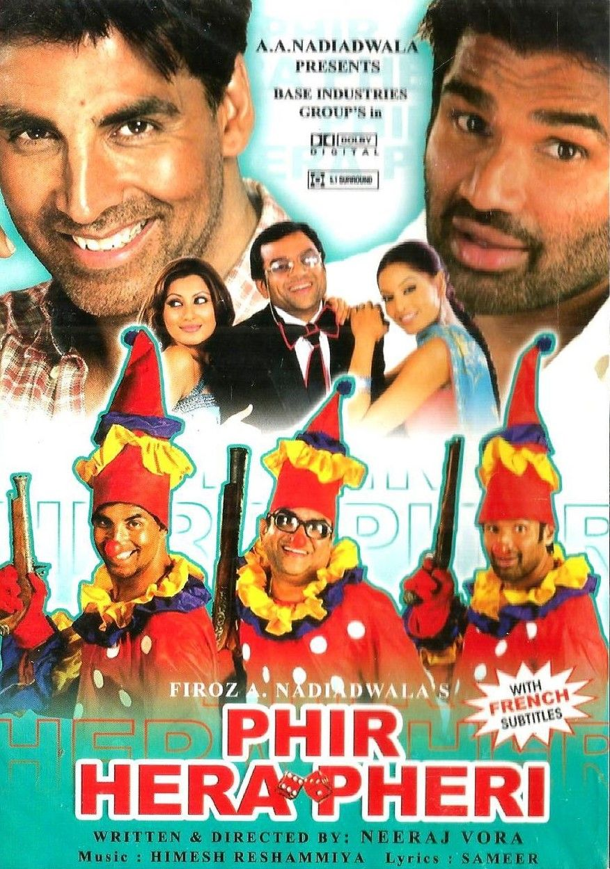 Phir hera pheri film ki comedy video mein