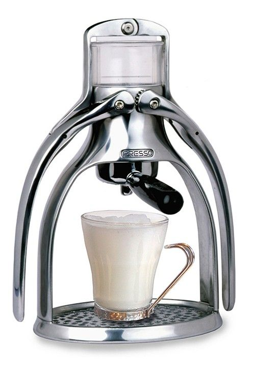 Presso Coffee Machine We Have One Of These For Camping Maquinas