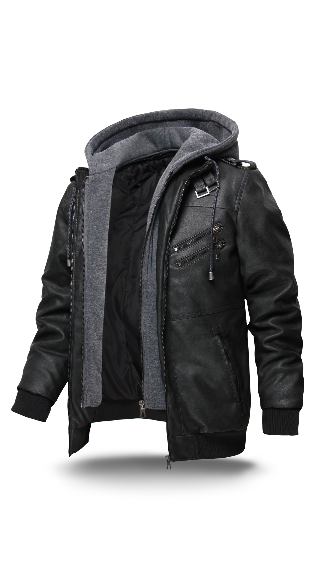 30 Off Today Stylish Leather Jacket Mens Outfits Leather Jacket Men [ 1920 x 1080 Pixel ]