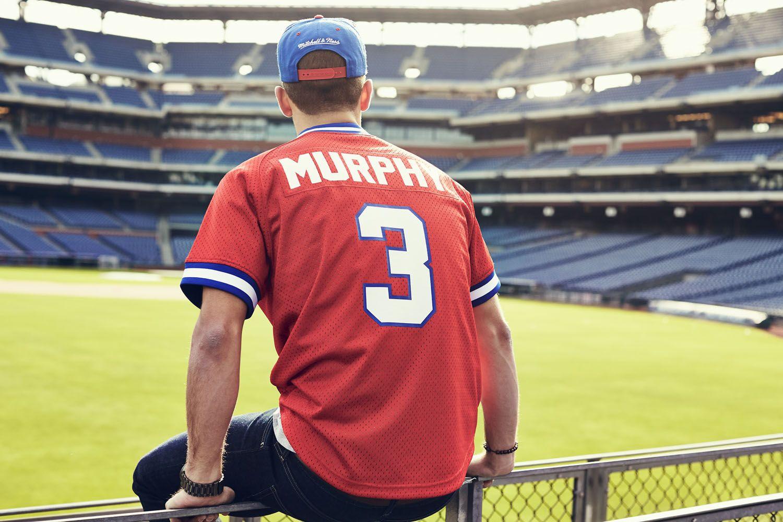 Dale Murphy 1980 Authentic Mesh BP Jersey Atlanta Braves | Mitchell & Ness