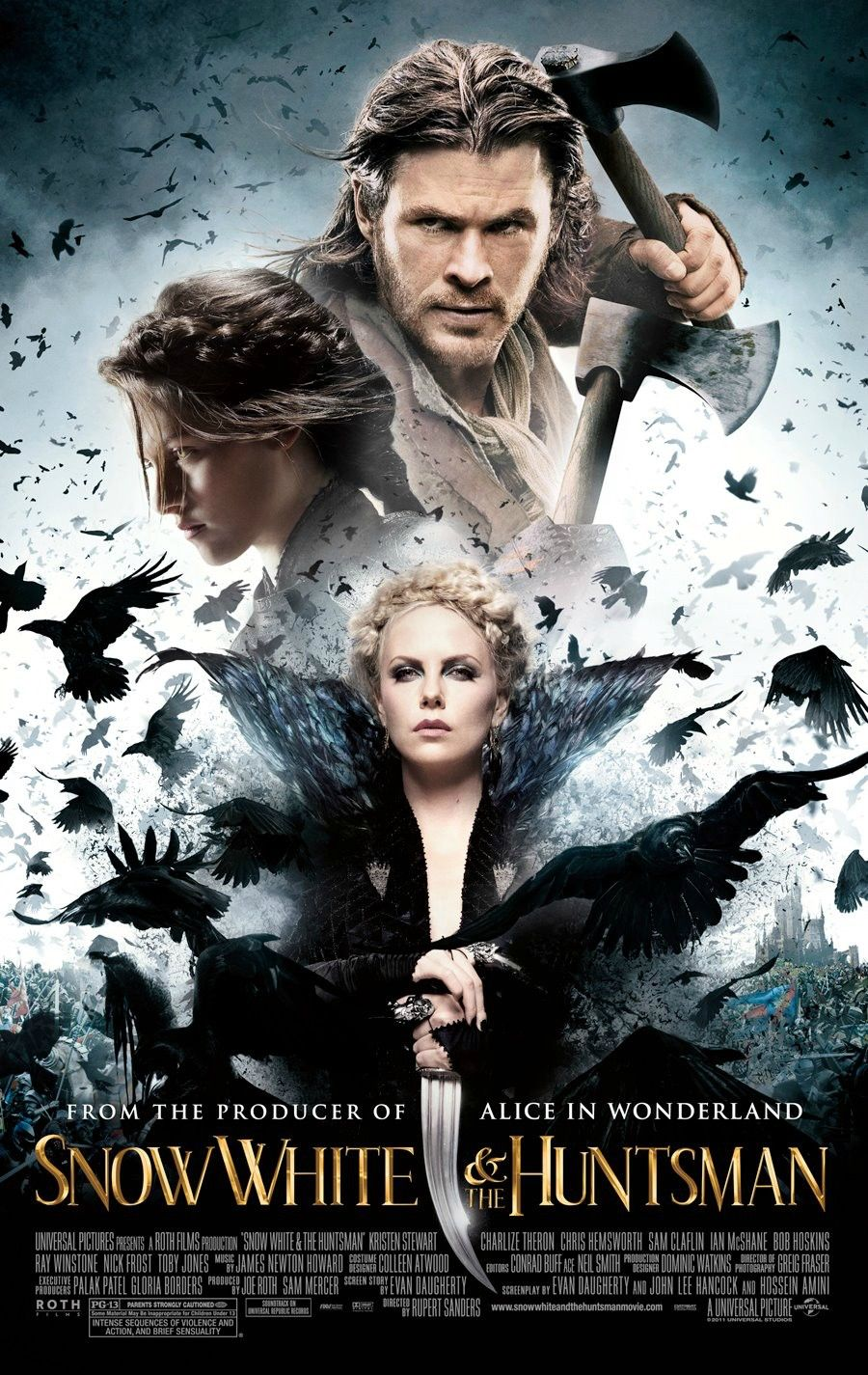 Snow White And The Huntsman Can T Wait To See Definately Going To See It In The Theatre Gute Filme Filme Filmplakate