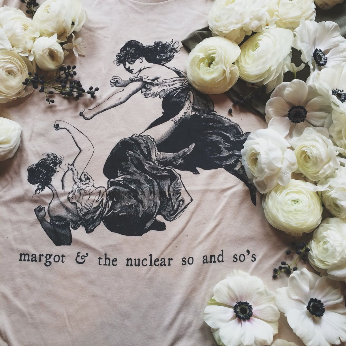 Margot & the Nuclear So and So's  — Your Sister's House Tee