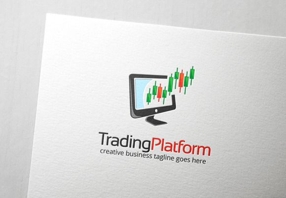 Trading Platform Logo By Slim Studio On Creativework247 With