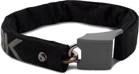 Hiplok V1.50 Chain Lock Black/Reflective Grey