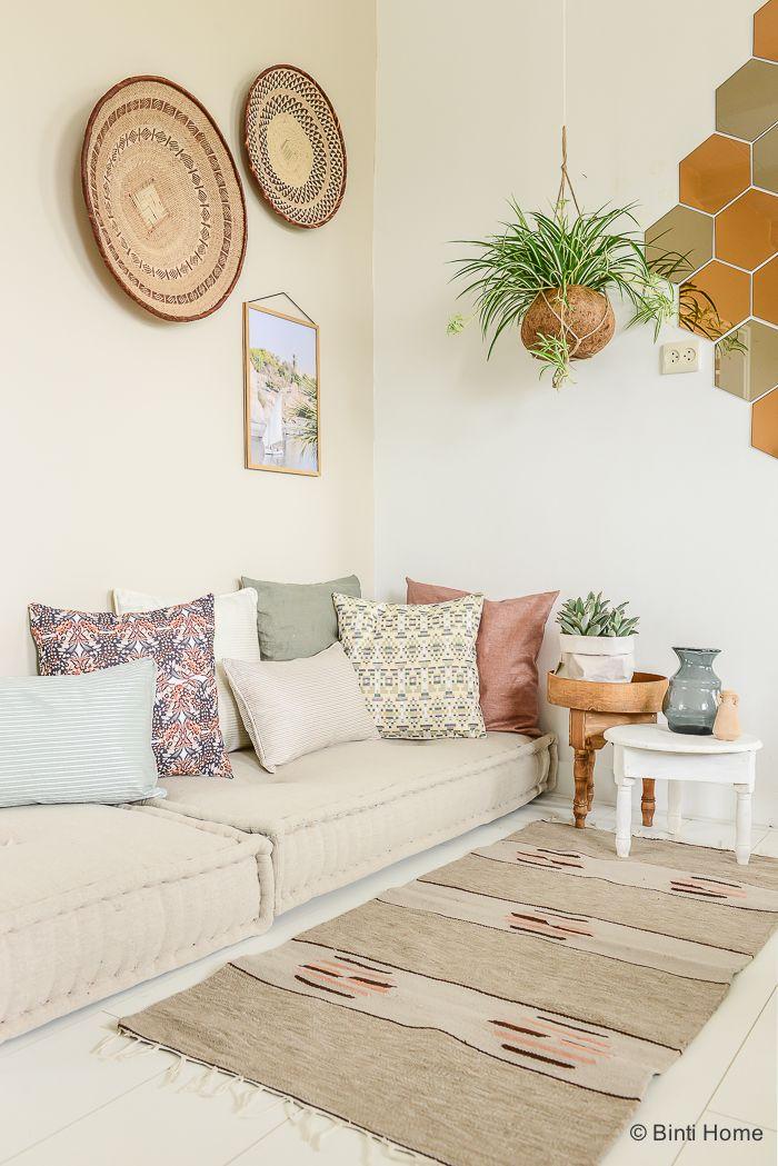 Fairtrade, kleurrijk en persoonlijk : Binti Home interieurcollectie ...