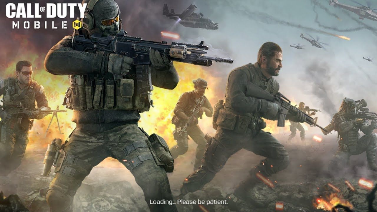 Call Of Duty Mobile Gameplay Ios Android With Images Call