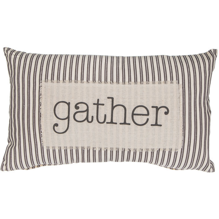 Gather Ticking Striped Pillow Hobby Lobby 1759927 In 2020 Pillows Pillows Online Decorative Pillows