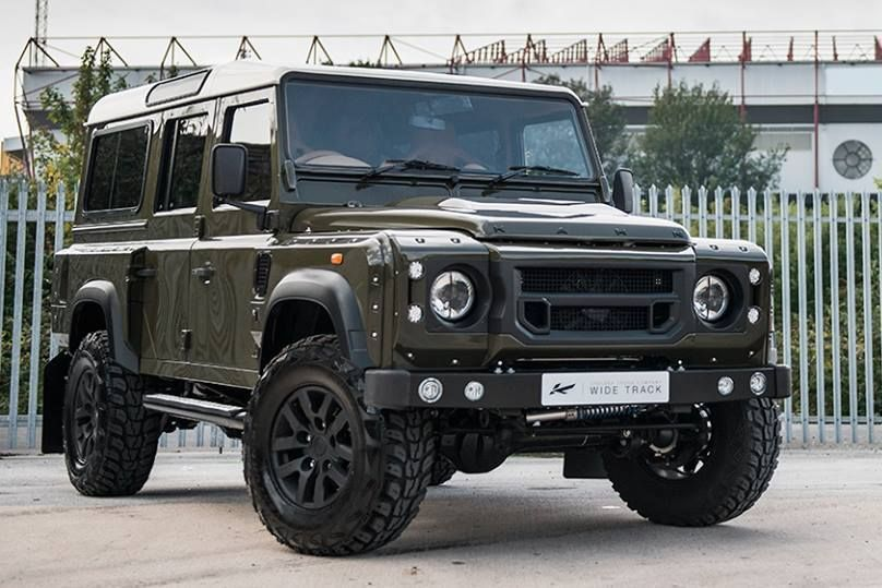 Ultimate Defender Kahn Design Land Rover 110 Motorward Land Rover Defender Land Rover Defender 110 Land Rover