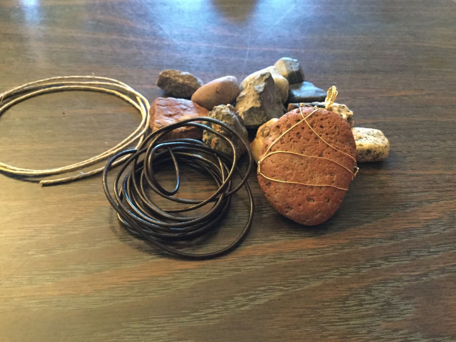 Copper Wire With Rocks In Them - WIRE Center •