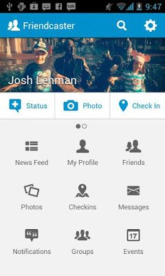 Friendcaster Apk For Android Android Apps Free Android Apps