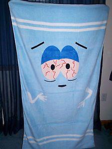 Towelie Towel South Park Authentic Ultra Rare Beach Towel