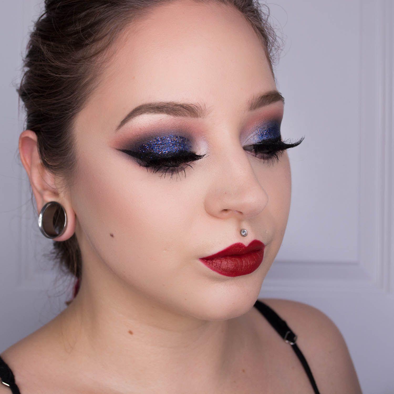 Сделать макияж как у шлюхи фото