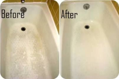 The Best Way To Clean Your Bathtub Boring And Kinda Gross I