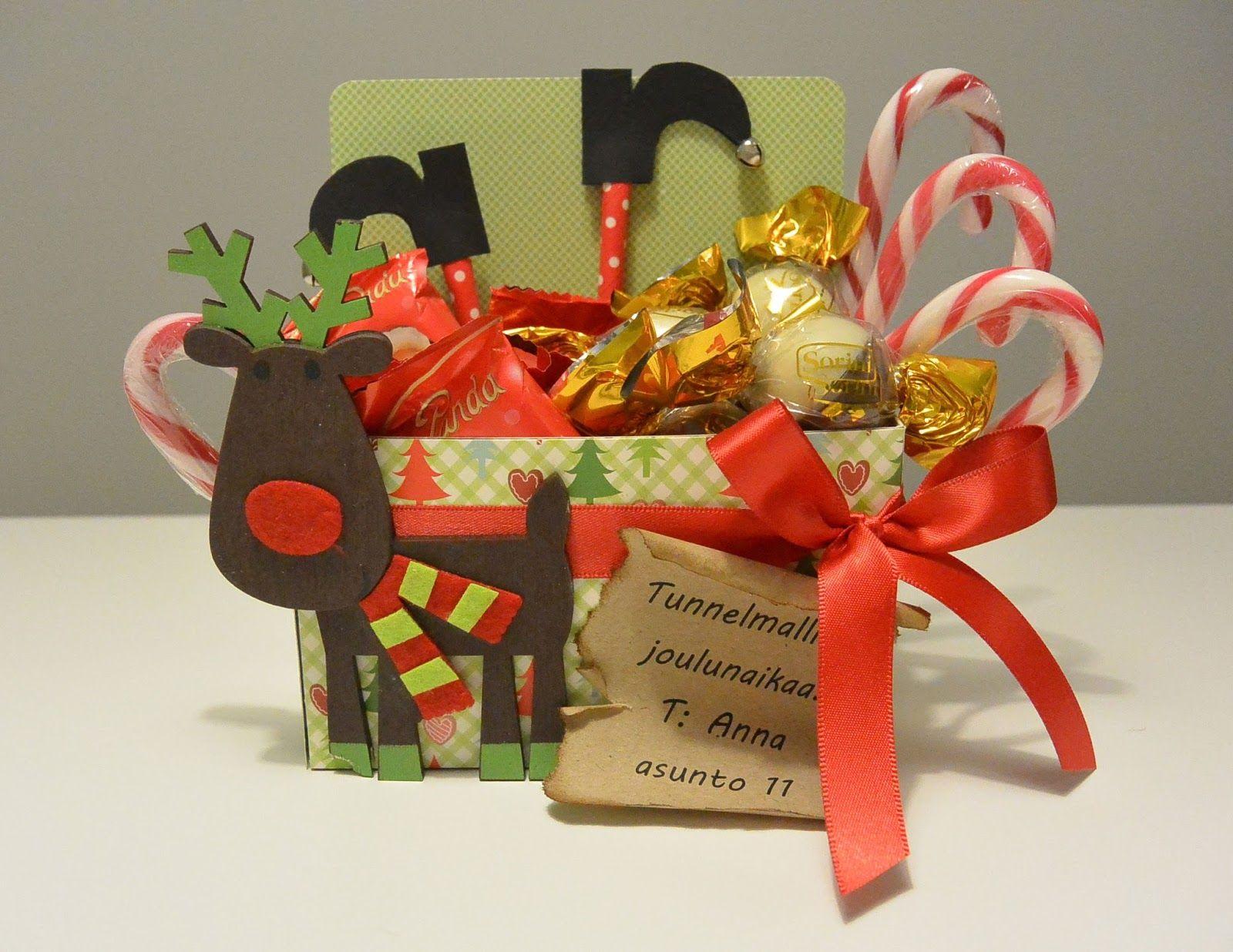 annan aarteet: joulumuistamisia