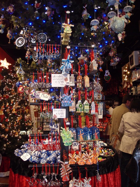 Christmas Palace Amsterdam The Netherlands Christmas Palace