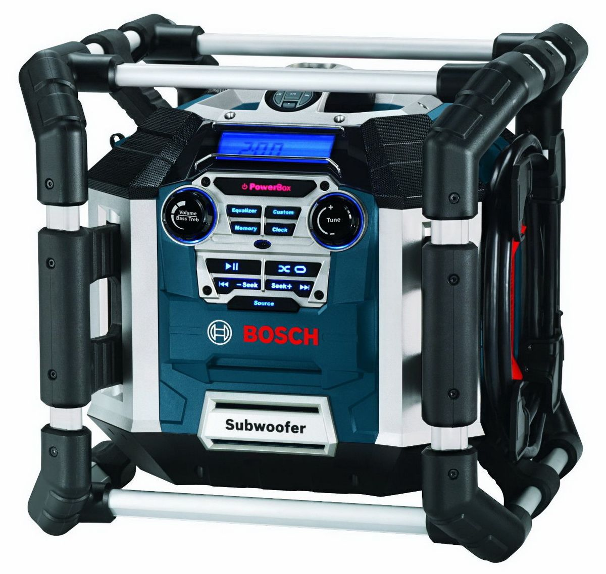 Bosch GML SoundBOXX Jobsite Radio 14.4-18V Li-ion