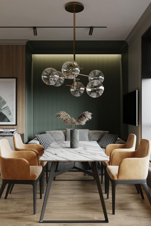 Decoração Sofisticada   Salas de Jantar   Design de Interiores   Tendência de Decoração