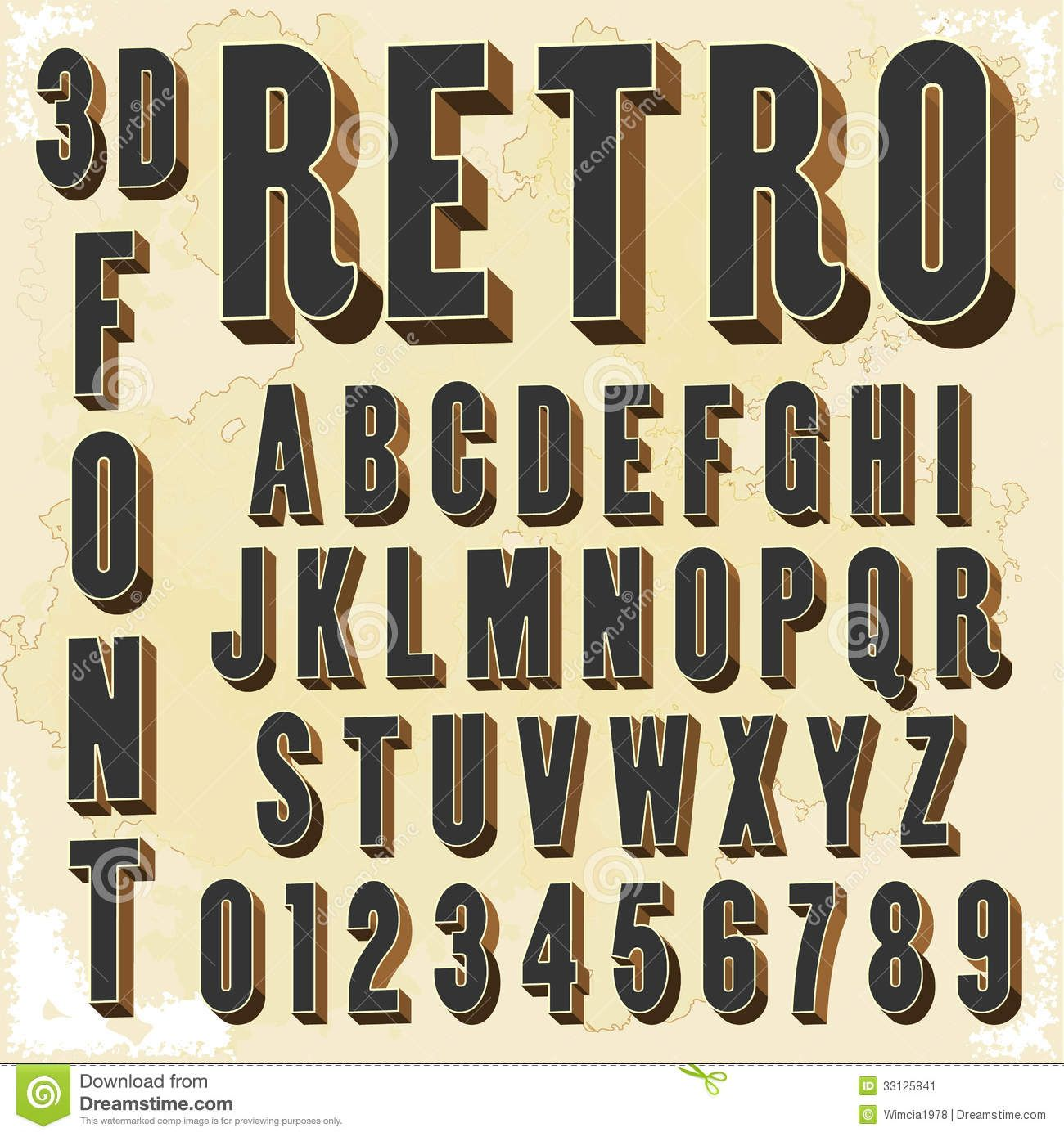 D-retro-type-font-vintage-typography-isolated-white-vector-illustration-33125841.jpg (1300×1390