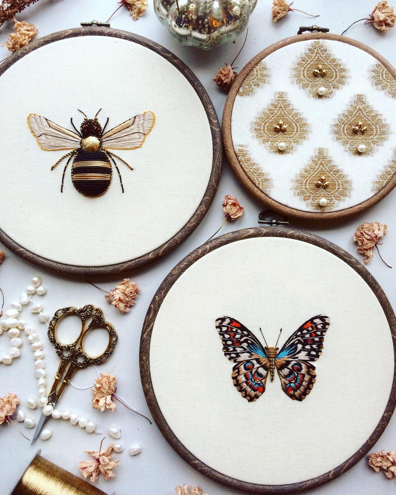 Craft With Conscience: Humayrah Bint Altaf — Sarah K. Benning Contemporary Embroidery