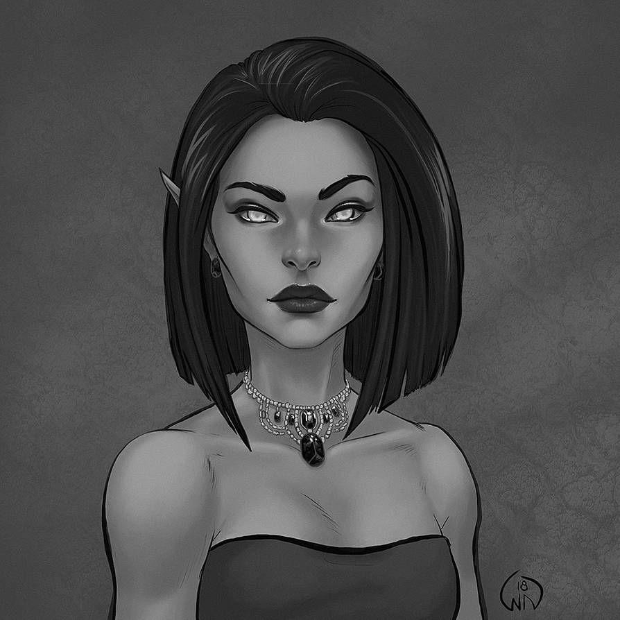 Amren by Wictorian-Art on DeviantArt