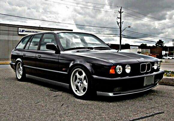 Bmw E34 M5 Touring Bmw M5 Touring Bmw M5 Bmw