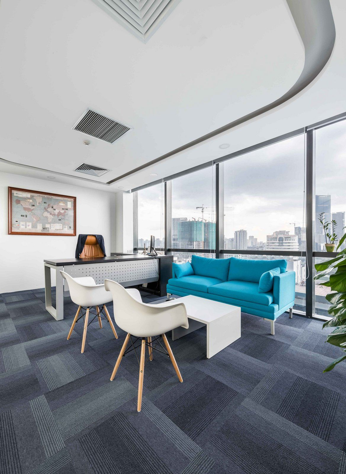 Telecommunication Room Design: Office Tour: CMC Telecom Offices – Hanoi