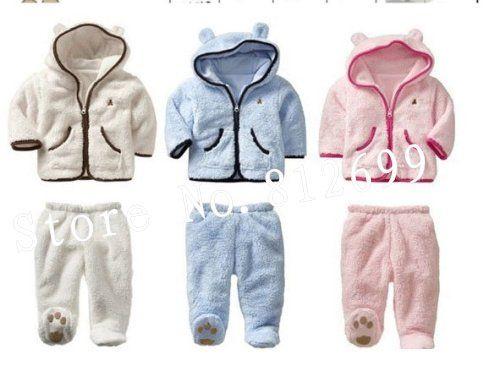 2d317cc99 Ropa polar de bebés - Imagui
