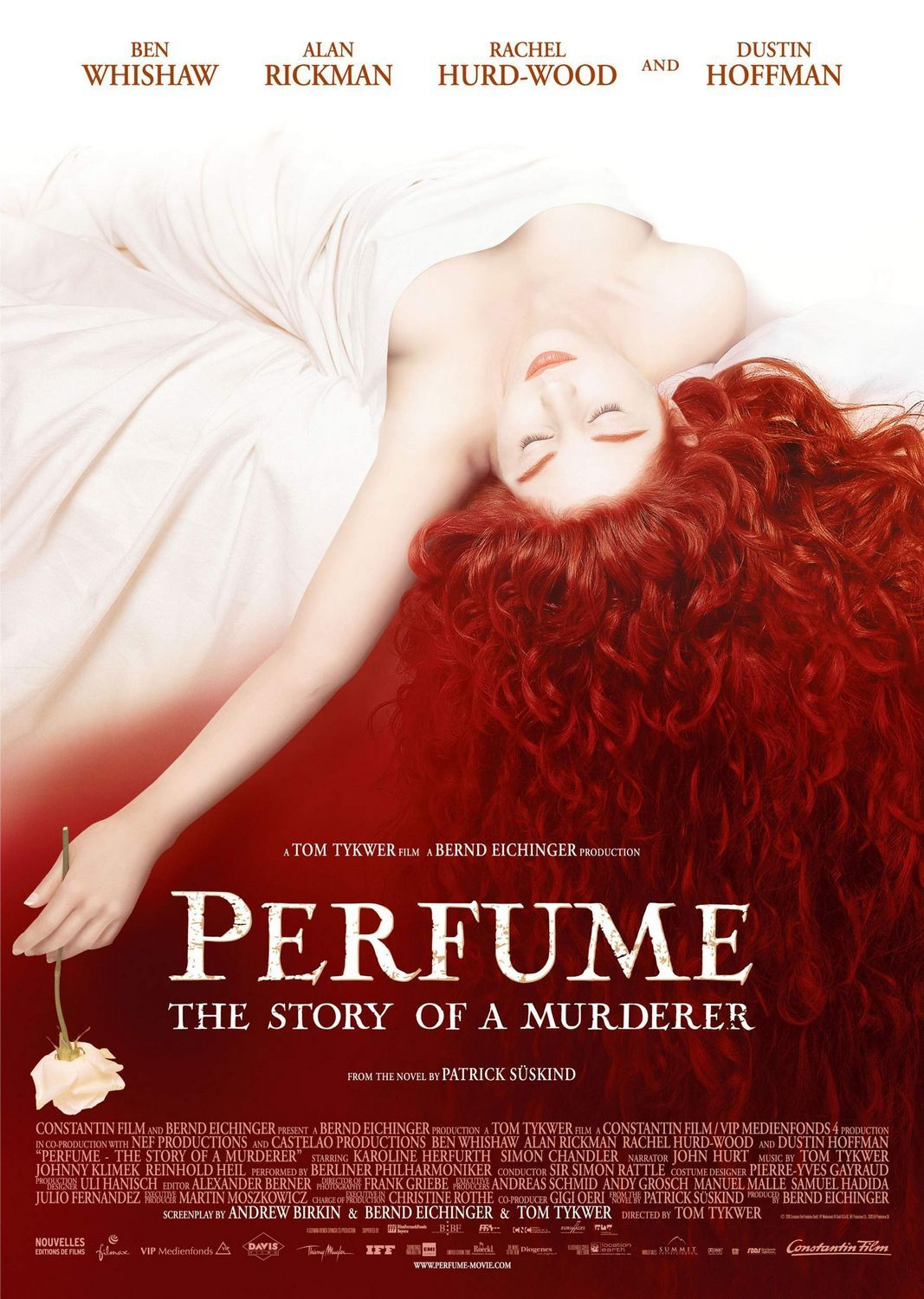 The Perfume The Story Of A Man With An Incredible Gift But Also